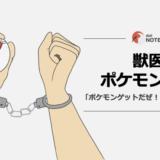 獣医法規とポケモンの世界 〜「ポケモンゲットだぜ!」は法律違反!?〜